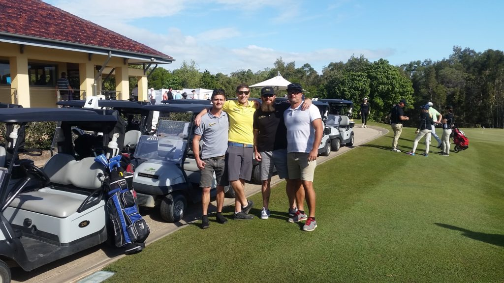 adios asbestos charity golf day